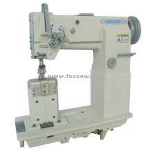 Post-Bed Compound Feed Heavy Duty Lockstitch Sewing Machine