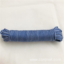 White Blue PP Braided Rope With Competitive Price