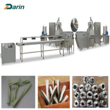 CE Dental Care Dog Chews Processing Line