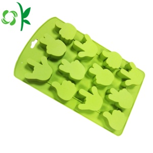 Custom Silicone 3D Muffin Baking Tray Cake Mold