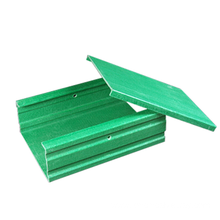 Fiberglass frp cable tray accessories horizontal bend