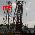 Fast erecting tower crane with good equipment