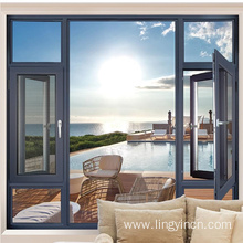 foshan modern wooden window designs picture