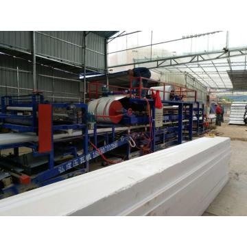 Automatic EPS Sandwich Panel forming machine