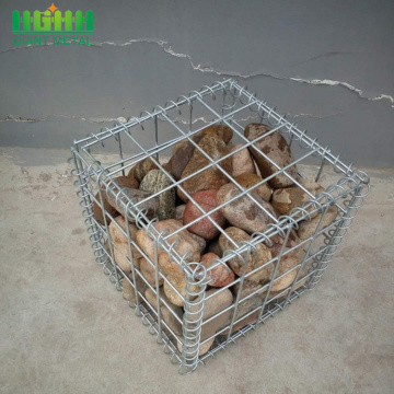 High quality 200x100x50cm welded gabion box