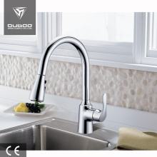 Deck Mounted Single Lever Kitchen Taps With Spray