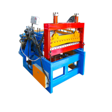 DX automatic leveling machine for sheet metal