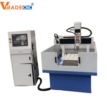 CNC metal milling and engraving machine