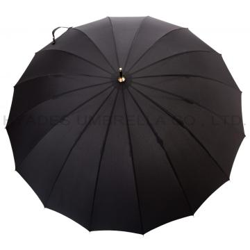 best wooden handle umbrella