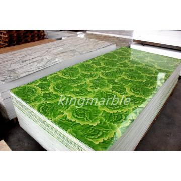 pvc sheet with imitaion marble texture for good sale
