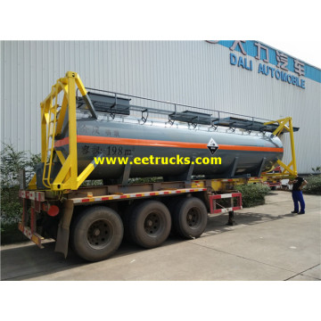 20cbm 20feet Phosphoric Acid Tanker Containers