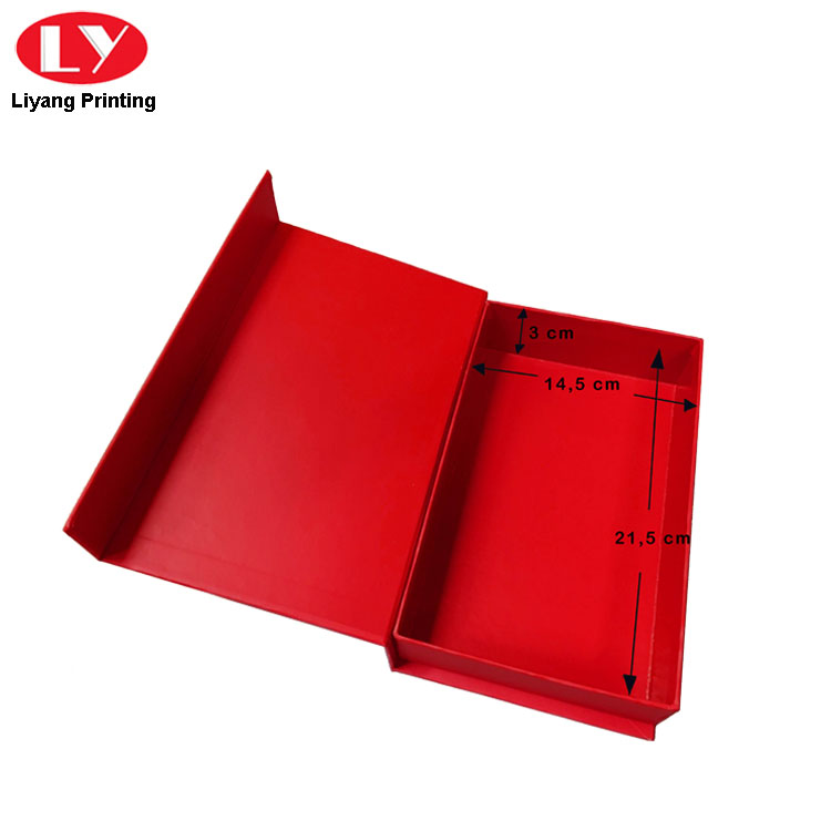 Red Magnetic Box