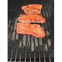 Best Quality for Non-Stick BBQ Grilling Mat Barbecue Cooking Mats for Non-stick Solution supply to Angola Importers