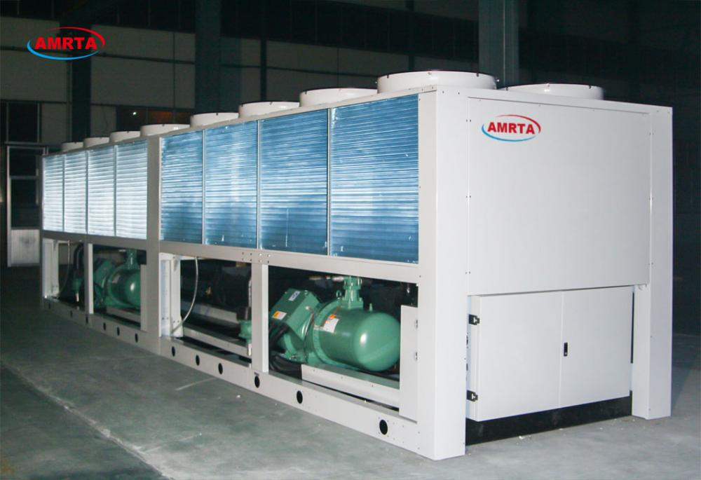 Big Screw Air Cooled Chiller