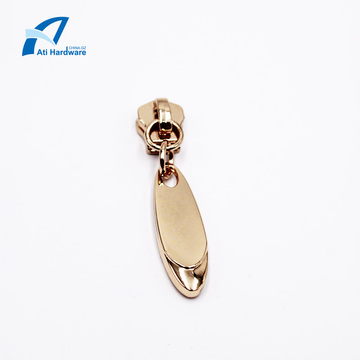 Custom Zipper Puller Chain for Bag and Garment