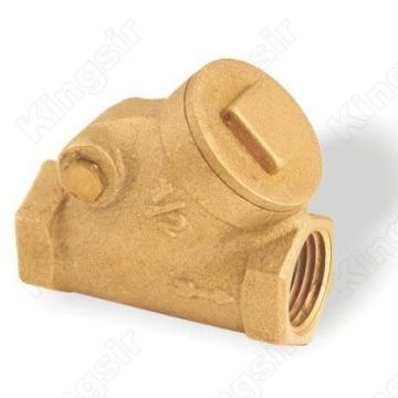 Professional for Our Water Check Valves, Brass Sanitary Check Valves are Good Value for Money Forged Brass Y-pattern Strainer supply to Honduras Exporter