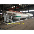 40cbm 20ton Skid Mounted LPG Filling Plants