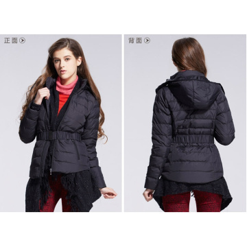 Kurtka puchowa Winter Solid Fashion Down Jacket