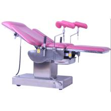 Gynecology therapeutic examination bed tables