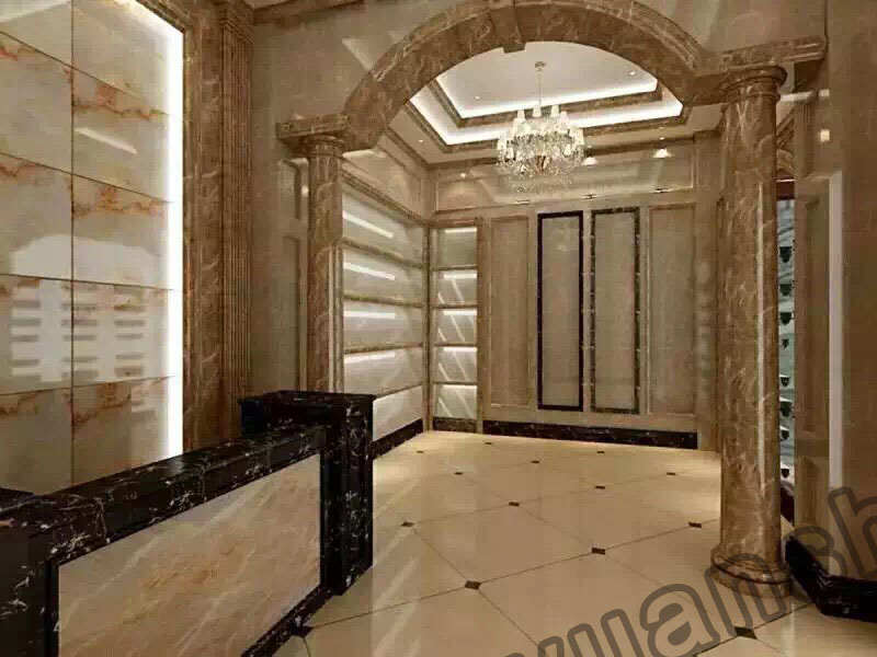 PVC Marble Panel For Interior Wall
