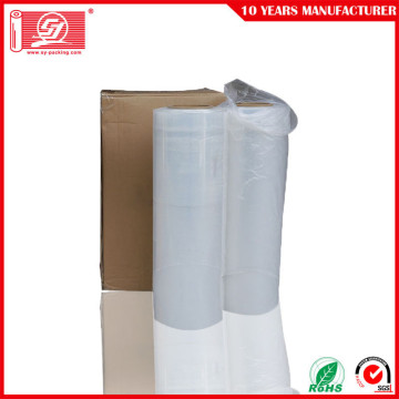 Transparent LLDPE Cast Stretch Film for Pallet