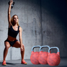 Solid Cast Iron Kettlebell