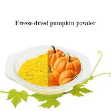Freeze Dried Pumpkin Powder Exported