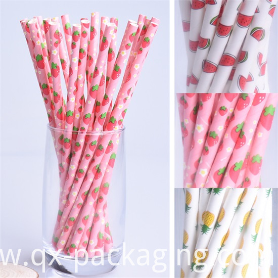 Fancy Straws For Drinks