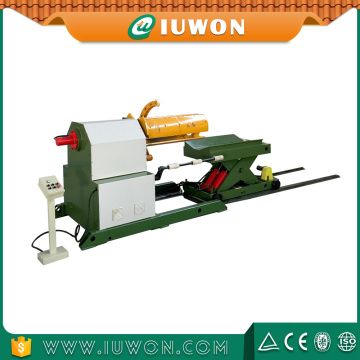 Steel Coil Hydraulic Automatic Uncoiler or Decoiler