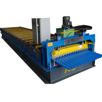 Automatic Roofing Sheet Corrugated Machine