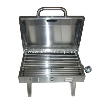 Stainless Steel Tabletop Portable Gas BBQ
