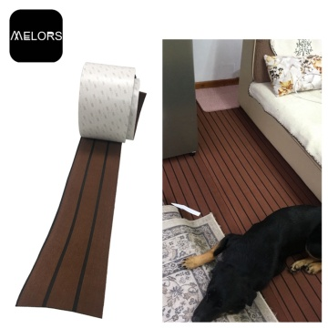 Synthetic Decking Sheet EVA Rv Flooring Non-Slip Sheet