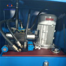 High quality hand operated hydraulic hose press HT-91C-6