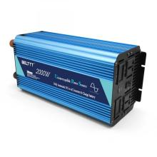 2000W Power Inverter for Uninterrupted Power Supply
