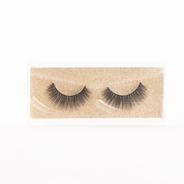 Popular Selling Soft And Natural Synthetic False Eyelash