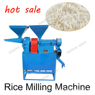 Rice Polish Rice Flour Milling Machine 6NF-2.2