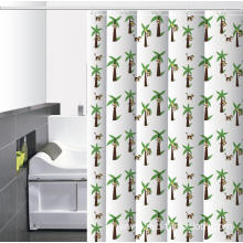Waterproof Bathroom printed Shower Curtain Ikea