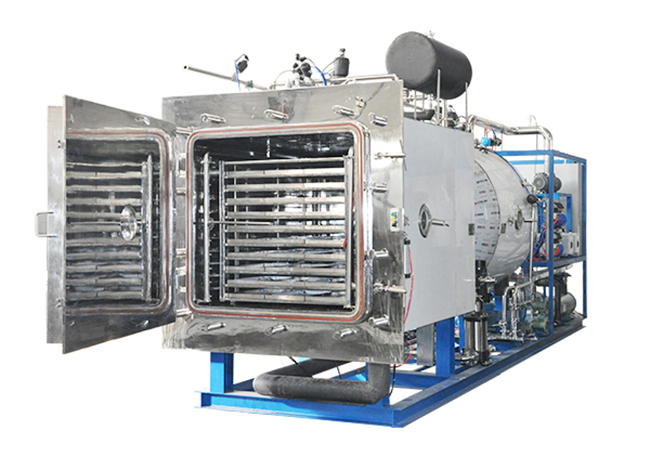pharmaceutical lyophilizer machine