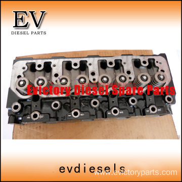 4TNV78 cylinder head block crankshaft connecting rod