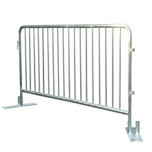 crowd control barriers used