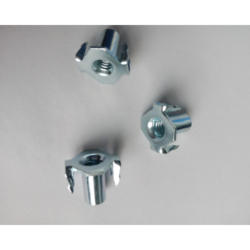 Zinc plating carbon steel standard T-nuts