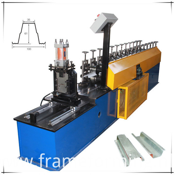 omega Light Keel Roll Forming Machine