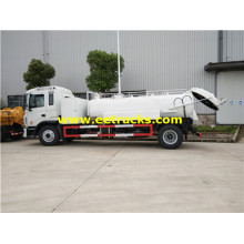 JAC 5cbm 4x2 Fecal Suction Trucks