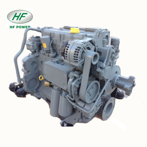 Deutz BF4M2012 Water-Cooled 4-StrokeEngine
