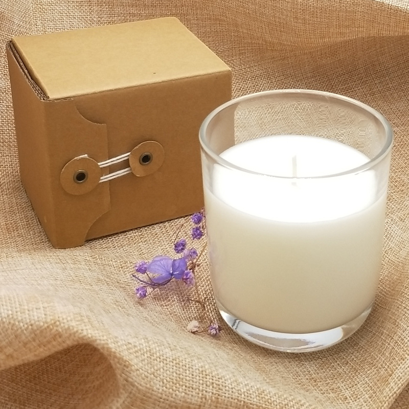 Cork Lid Candle 2