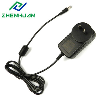 24V 1A AU Plug in Power Supply 24W