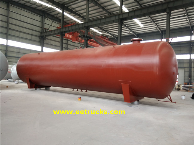 Horizontal LPG Underground Storage Tanks