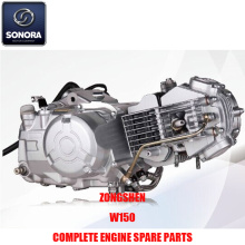 Zongshen W150 Complete Engine Spare Parts Original Parts