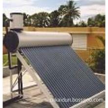 Pemungut Pemanas Air Dipanaskan Menggunakan Dapur Solar Yang Mempunyai Pelbagai Fungsi
