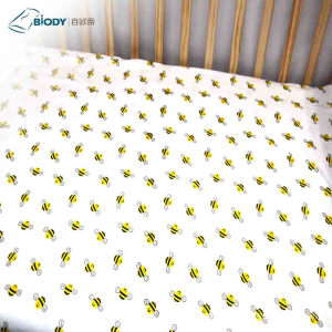Goods high definition for for Muslin Baby Blanket Portable Full Size Colorful Baby Bedding Sets export to Russian Federation Factory